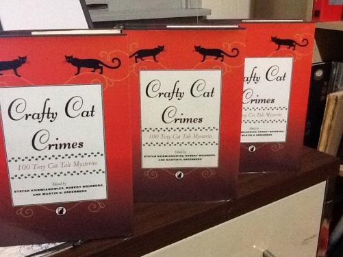 Crafty Cat Crimes